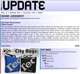 DMC Update review of Chris Salt - No Surrender