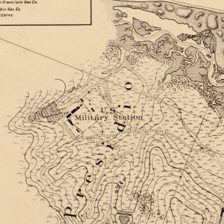 1857 Coast Survey_Presidio detail
