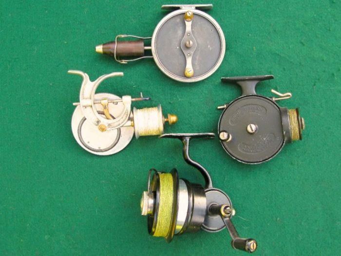Vintage Threadline Fishing Reels - Chris Sandford