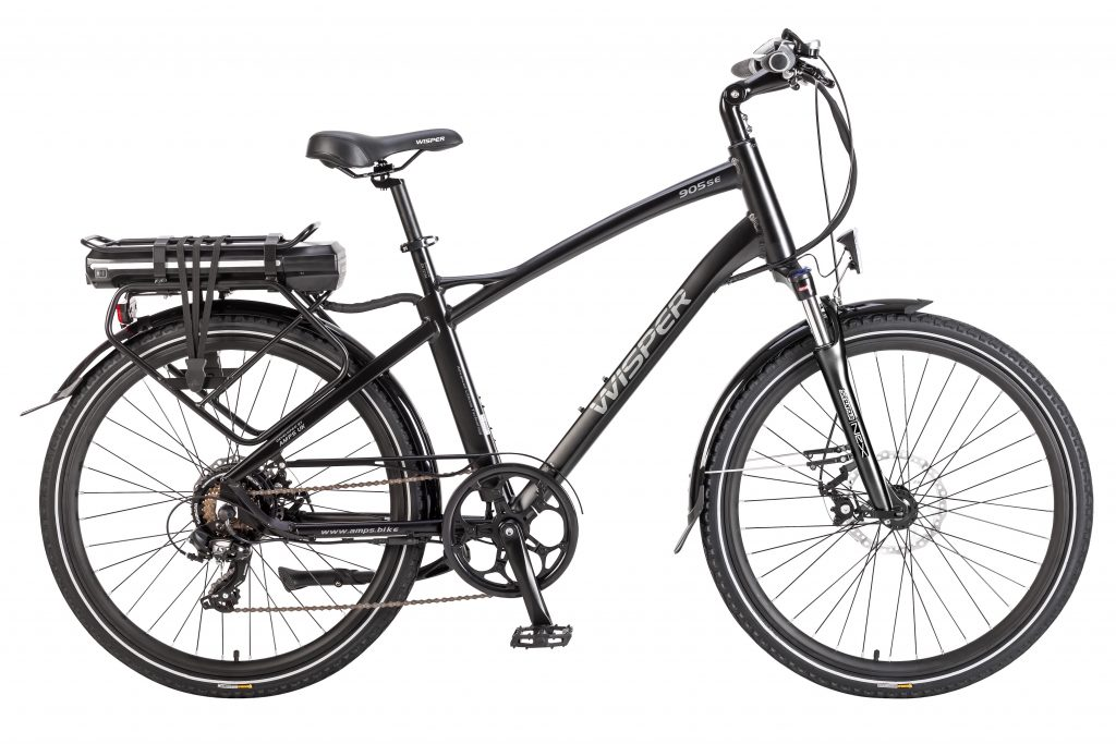 Buy this NEW Wisper 905SE Electric Bike from Chris's