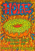Hole poster by Chris Shaw