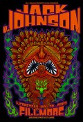 Jack Johnson poster by Chris Shaw