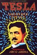 Tesla poster by Chris Shaw
