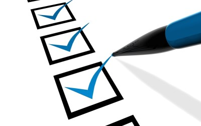 Casting Director's Audition Checklist