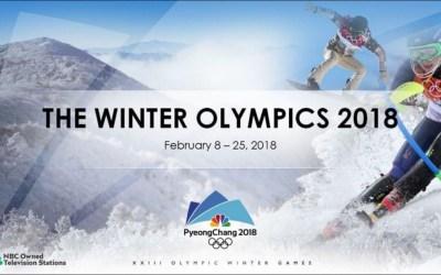 PyeongChang 2018 Preview: Winter Olympics XXIII