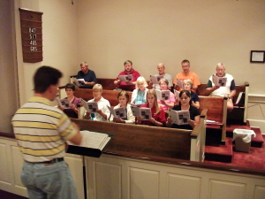 Music Minstry at Christ Lutheran Church of Fredericksburg