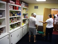 CLC Food Pantry