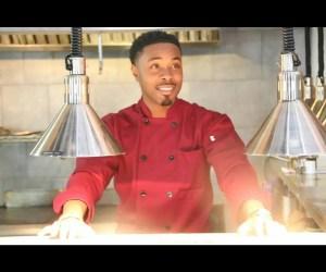 Celebrity Chef Jacoby Ponder
