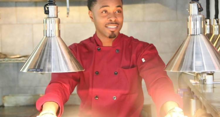 Celebrity Chef Jacoby Ponder