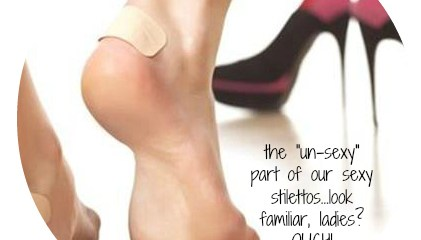 8 Tips for Picking Foot Friendly Stilettos...No More OUCH