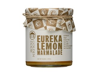 Eureka Lemon Marmalade Golden Door
