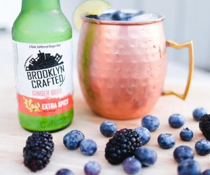 RED, WHITE & BLUE, BERRY MULE
