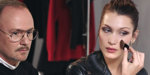 Beauty Talk with Bella Hadid - Dior Makeup Series - Spring 2017 Looks