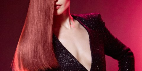lizzy jagger redken brand muse