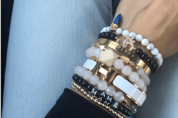 Custom Hand Stamped Skinny Cuff from Ravishing Jewelry
