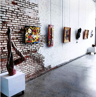 ARTISTS MARK FINNE + ANTHONY BOONE OPEN NEW EXHIBIT IN JERSEY CITY