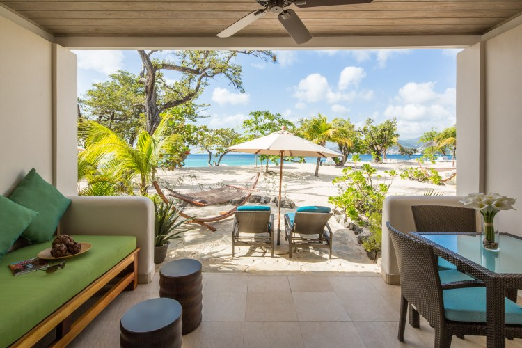 Spice Island Beach Resort in Grenada