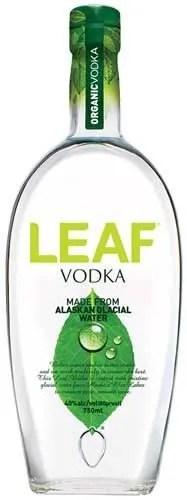 alaskan pine leaf vodka