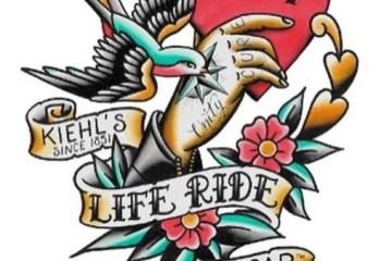 Kiehl's LifeRide 7 for amfAR Kicks off August 3 in NYC #LifeRide7