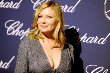 Kirsten Dunst in Dior Beauty