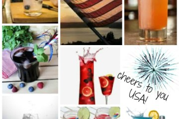 Cocktail of the Week: Star Spangled Cocktails for the 4th of July...