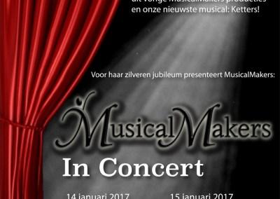 Poster MusicalMakers in Concert