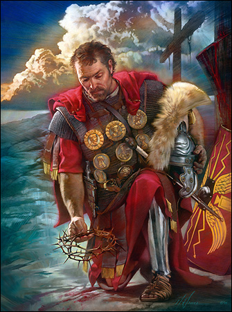 Image result for Art: The Roman Centurion by Nathan Greene