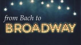 "Pops Recital   ""From Bach to Broadway"" Sunday, June 2   3:00 p.m.   Oak Brook   Sanctuary"