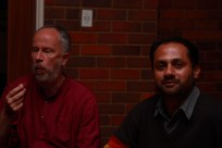Pictures from the curry evening 05