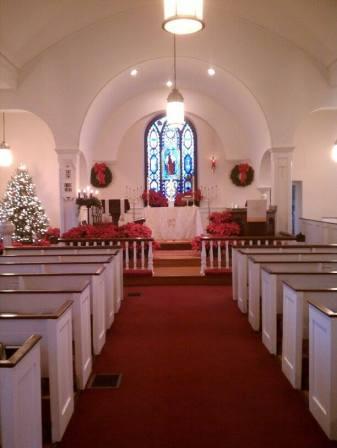 sancutary christmas