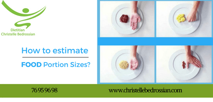 best dietitian lebanon, lebanon, diet, diet clinic, lose weight lebanon, health, portion size, food