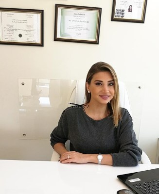 Dietitian Christelle Bedrossian - Lebanon - Weight Loss - Diet