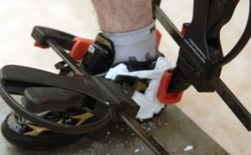 astuce thermoformer ses chaussures carbone small