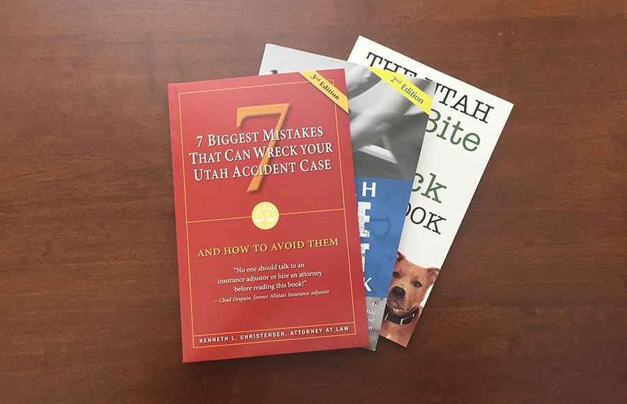 Free Utah Accident Books - Help with Insurance Claims