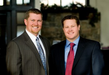Personal Injury Attorneys Russ Hymas and Ken Christensen