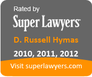 Super Lawyers Badge - Russ