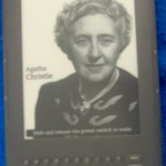Agatha Christie, Kindle Bloqueado