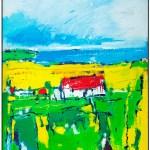 Acrylmalerei Landschaftsmalerei Bilder Gemalde Kunstdrucke