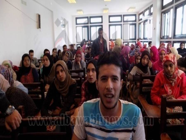 كارثة تهدد بضياع مستقبل 4200 طالب وطالبة بالفرقة الأولى كلية