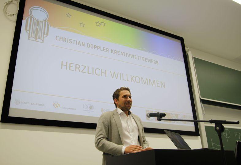 CDKreativwettbewerb_Ueberreichung_AnspracheStadt_Sebastian Lankes