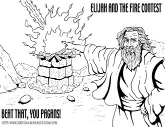 Bible Coloring Pages: Bible Coloring Pages