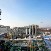 Die Fotografen Christian Ahrens und Silvia Steinbach dokumentierten den Rückbau des Ticona-Werkes in Frankfurt Kelsterbach 2011 - 2013