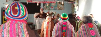 Hitman in Peru Looking for Victim Finds Jesus Christ Instead
