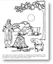 Bible-Based Coloring Pages for Kids • KidExplorers