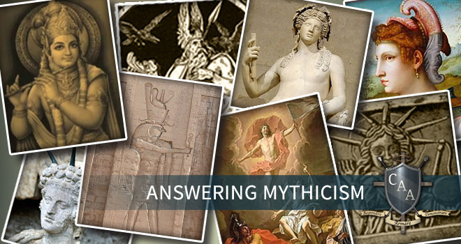 Answering-Mythicism