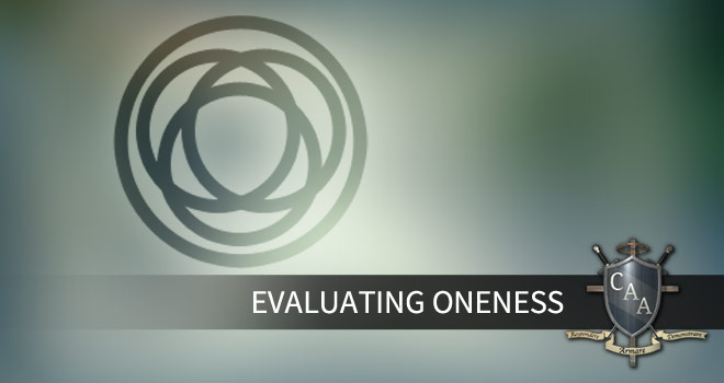 Evaluating-Oneness
