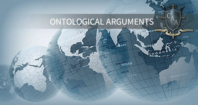 Ontological-Arguments