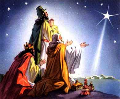 Wise Men Visit Jesus