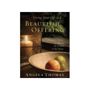Living your life as a beautiful offering