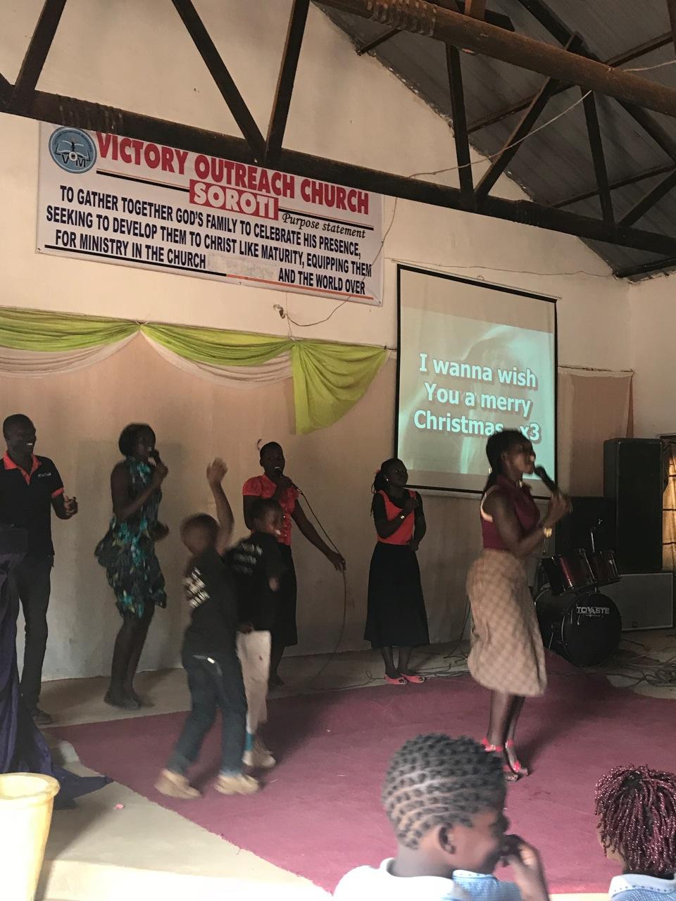 Church in Uganda
